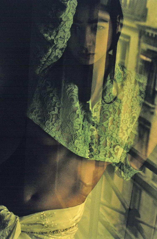 Hiroki, Rue d'Aboukir, Paris 1988 - Tim Trompeter