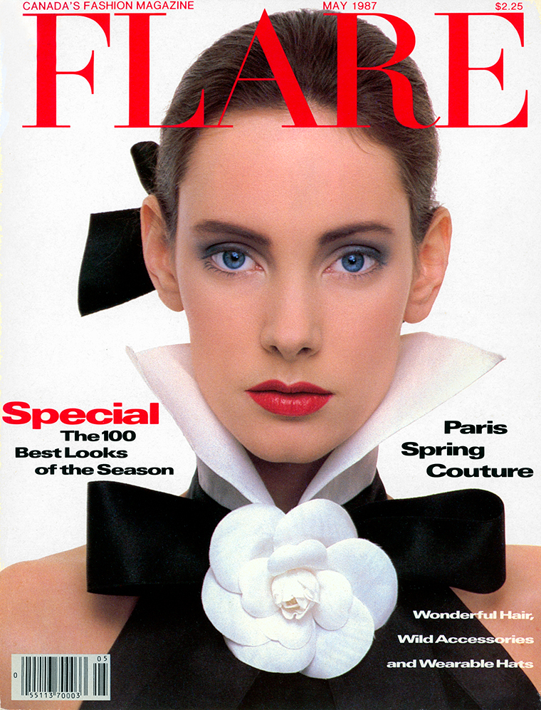 Paris Spring Couture, Chanel, Flare (Canada) 1987 - Tim Trompeter