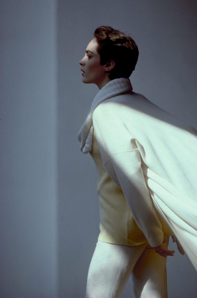 Esmé, Elle (Paris) NYC 1982 - Tim Trompeter / designer: Zoran