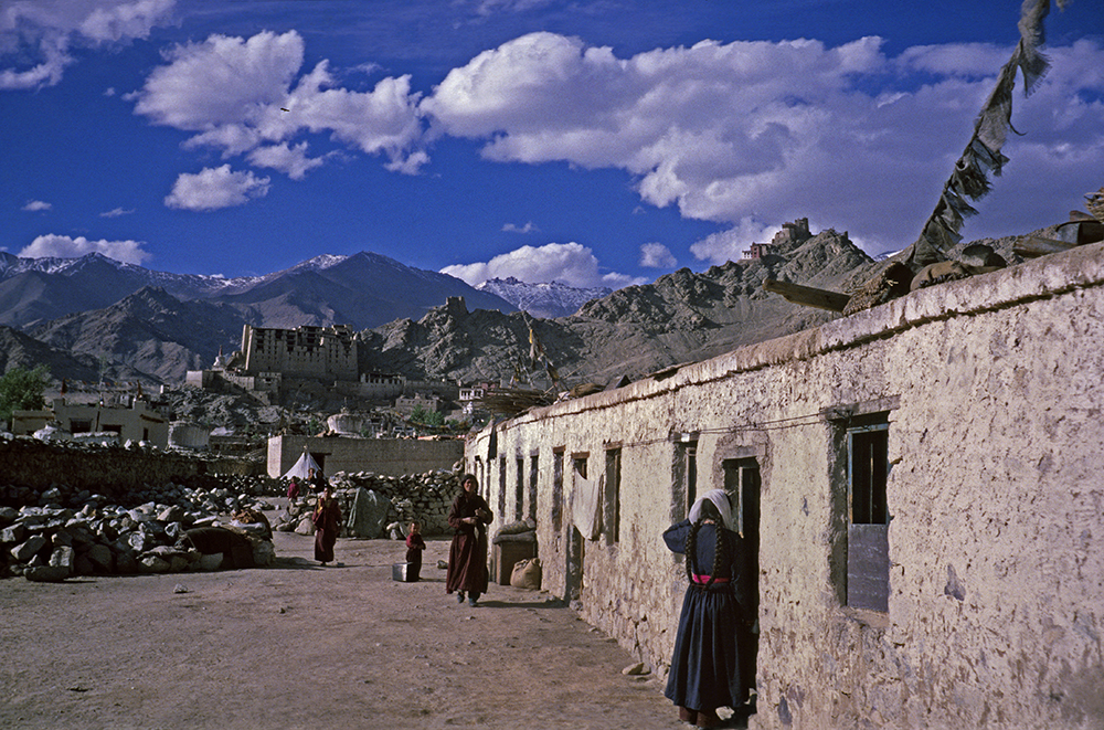Leh, Ladakh 1978 - Tim Trompeter