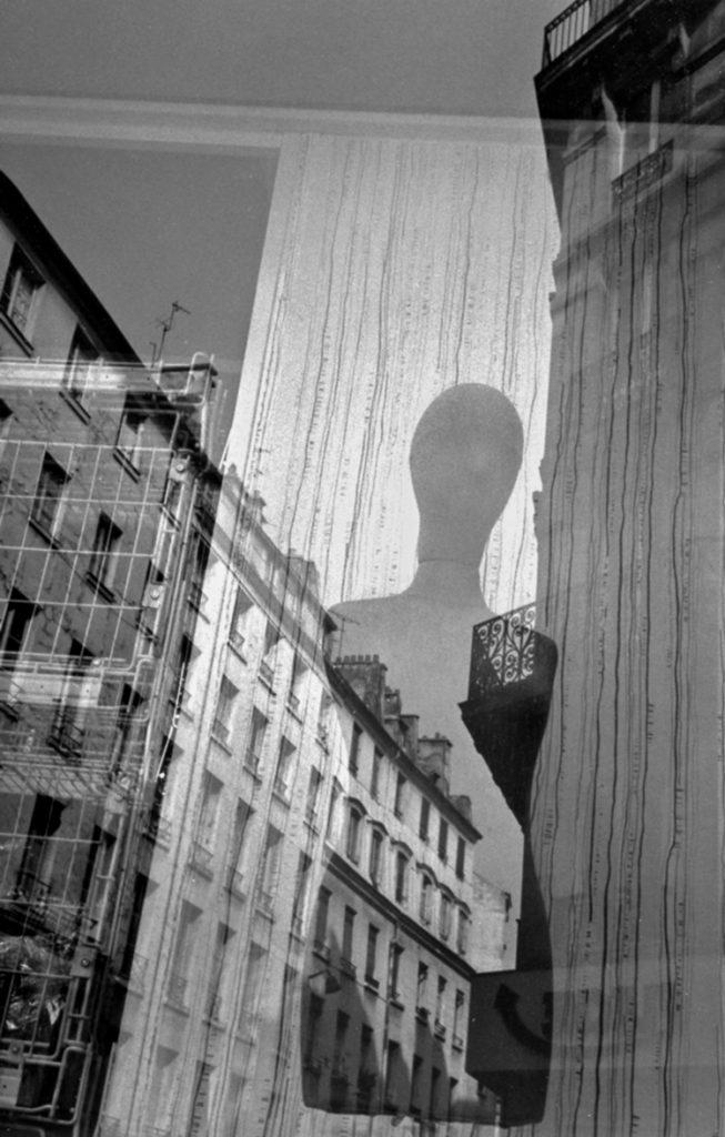 Mannequin, Paris 1988 - Tim Trompeter