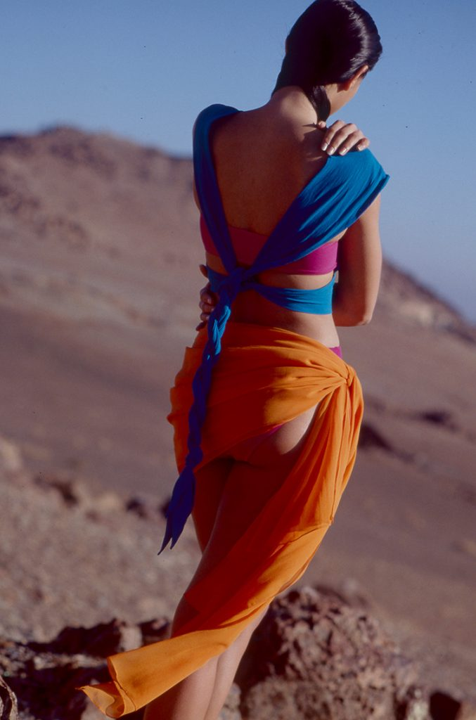 Editorial fashion Marrakech, Morocco 1990 - Tim Trompeter