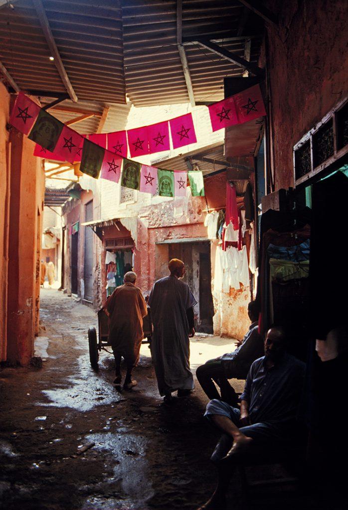 Marrakech, Morocco 1987 - Tim Trompeter