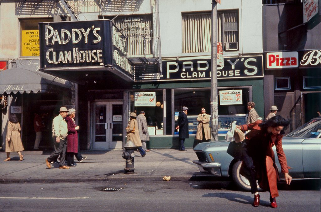 Paddy's Clamhouse, NYC 1982 - Tim Trompeter